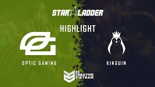 Highlight Starladder ImbaTV 2018 | OPtic vs Kingguin - Game 3