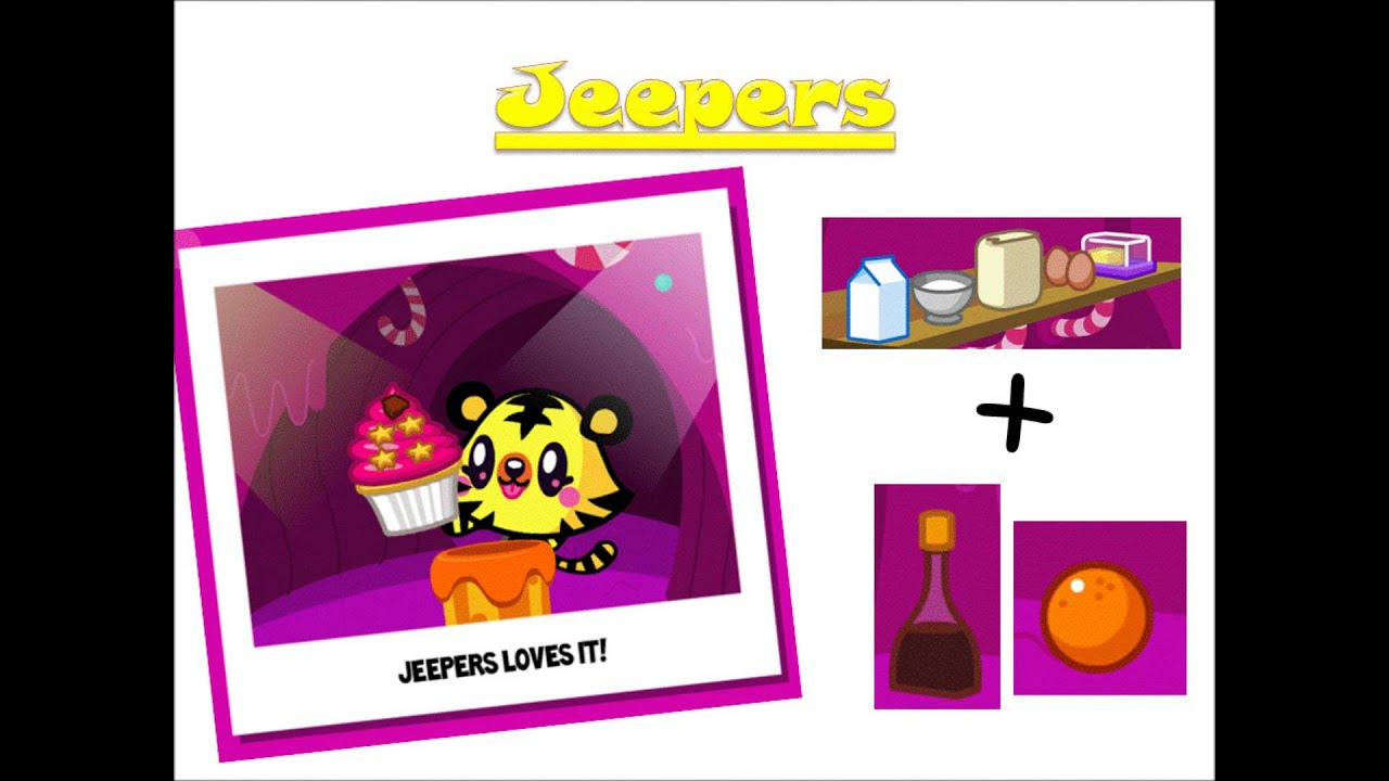 Moshi Monsters Cupcake cavern How to get them ALL