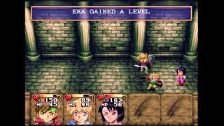 Albert Odyssey: Legend of Eldean Part #03 [Longplay] 1080p - Sega Saturn