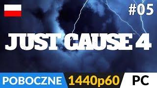 Just Cause 4 PL  #5 (odc.5 Live)  Natarcia regionalne