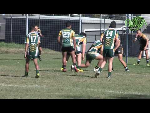 RuLA Aoteraroa U15 Vs QLD Cook Islands Rugby League 2016