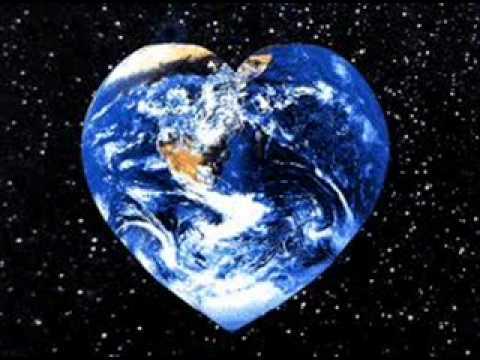 Al mundo entero quiero dar un mensaje de paz