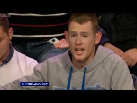 Nolan Show: Loyalist debates with Gerry Kelly MLA