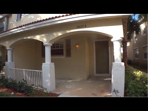 West Palm Beach Townhomes for Rent:Delray Beach Townhome 3BR/2.5BA by Palm Beach Property Management