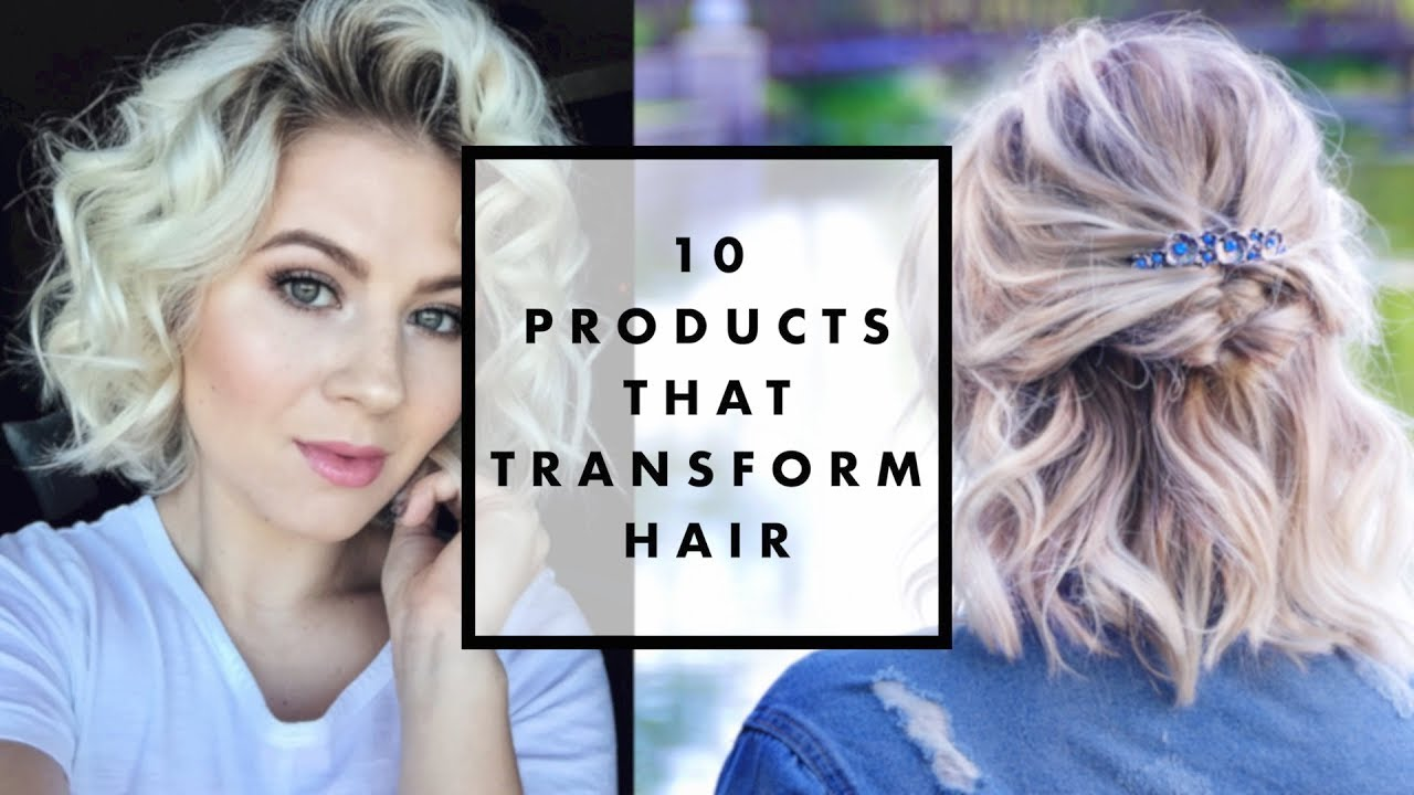 10 Products That Transform Hair | Milabu