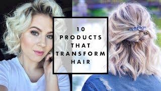 10 Products That Transform Hair | Milabu
