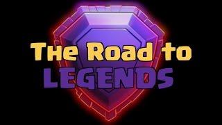 Clash of Clans Strategy - Road to Legends part 1 - Legend League
