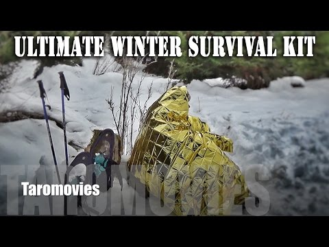 Ultimate Winter Survival Kit/HD