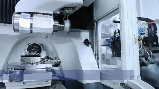 Walter Grinders Helitronic Vision Long CNC Tool & Cutter Grinder - Walter Grinders CNC Tool Grinder