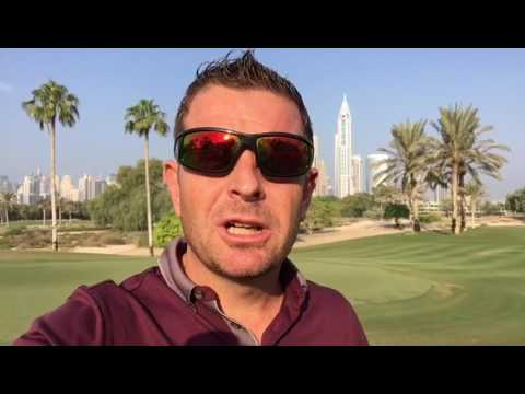 Overseeding at a Emirates Golf Club, Part 1, 30 October 2016