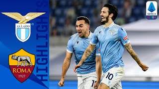 Lazio 3-0 Roma | Immobile and Luis Alberto Fire Lazio to Derby Victory! | Serie A TIM