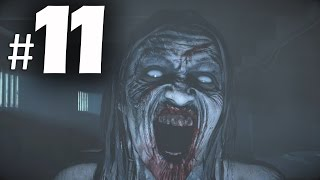 Until Dawn Part 11 - Tweeting - Gameplay Walkthrough PS4
