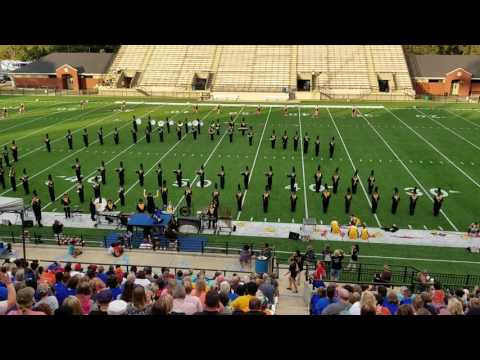 Harris County high school band  the Sound of the County.