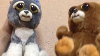 Добрые злые плюшевые игрушки Feisty Pets