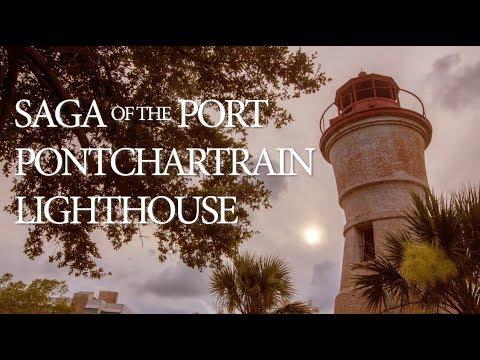 Port Pontchartrain's Milneburg lighthouse about to get a careful restoration