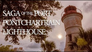 Port Pontchartrain s old Milneburg lighthouse is finally getting an overhaul