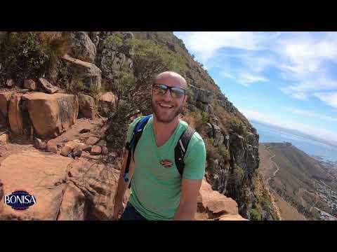 ראש האריה, קייפטאון - דרום אפריקה