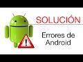 Cómo Solucionar Los Errores De Android mp3