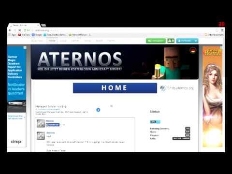 Dcs World Server Hosting: Aternos Hosting
