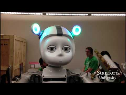 Stanford Seminar: Robotics in Our Everyday Lives: A Product Designer's Perspective