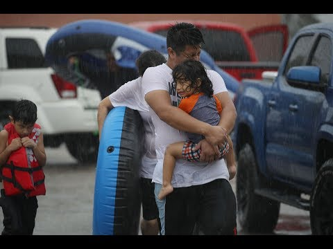 Houston flooding update: Q&A from the scene