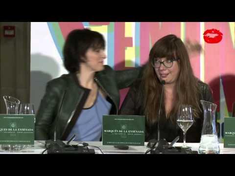 Juliette Bioche e Isabel Coixet 60 Seminci