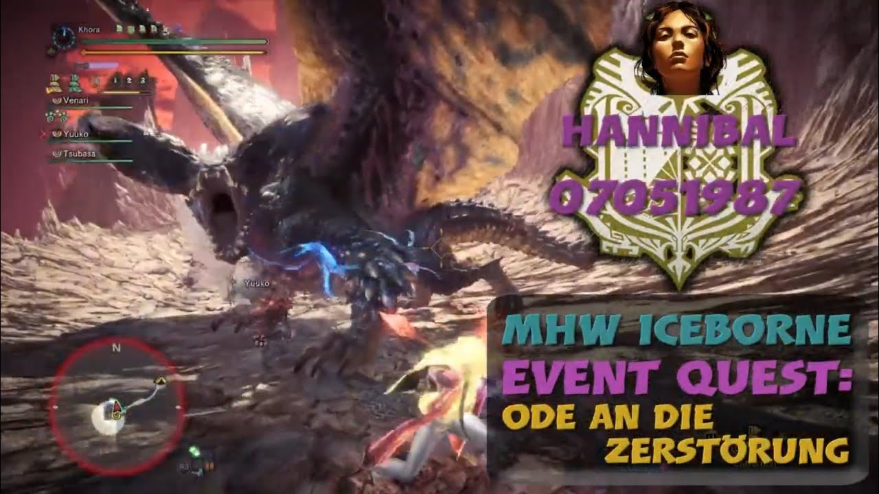 Monster Hunter World Event Kalender