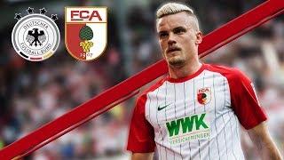 Philipp Max • Man United Transfer Target • FC Augsburg • Goals & Skills