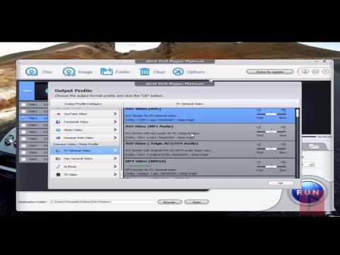 How To Rip DVD Using WinX DVD Ripper Platinum