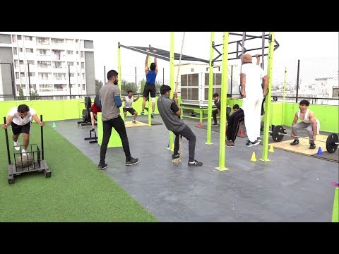 Best Crossfit Training Gym Of Nashik