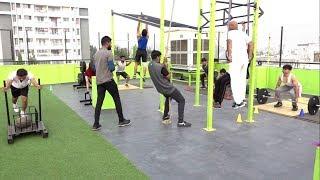 Best Crossfit Training Gym of Nashik