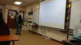 Kid calls out his feminist teacher