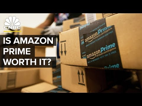 Is Amazon Prime Worth $119?