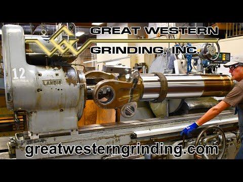 Great Western Grinding, Inc. - 714-890-6592 - FAA Repair Station #G9WR809J In Huntington Beach, CA