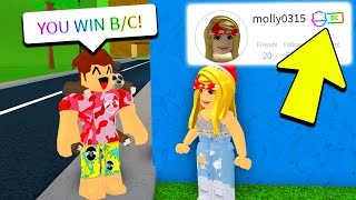 IF YOU WIN, I BUY YOU BUILDERS CLUB! (Roblox)