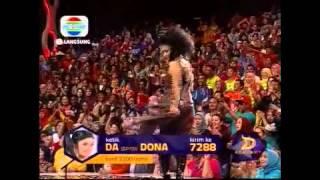 Dona & Alam - Sabu - Konser Final 6 Besar - DAcademy Indonesia