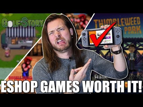 10 Nintendo Switch eShop Games That Are WORTH The Price!