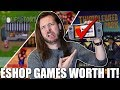 10 Nintendo Switch eShop Games Worth Buying - Episode 3
