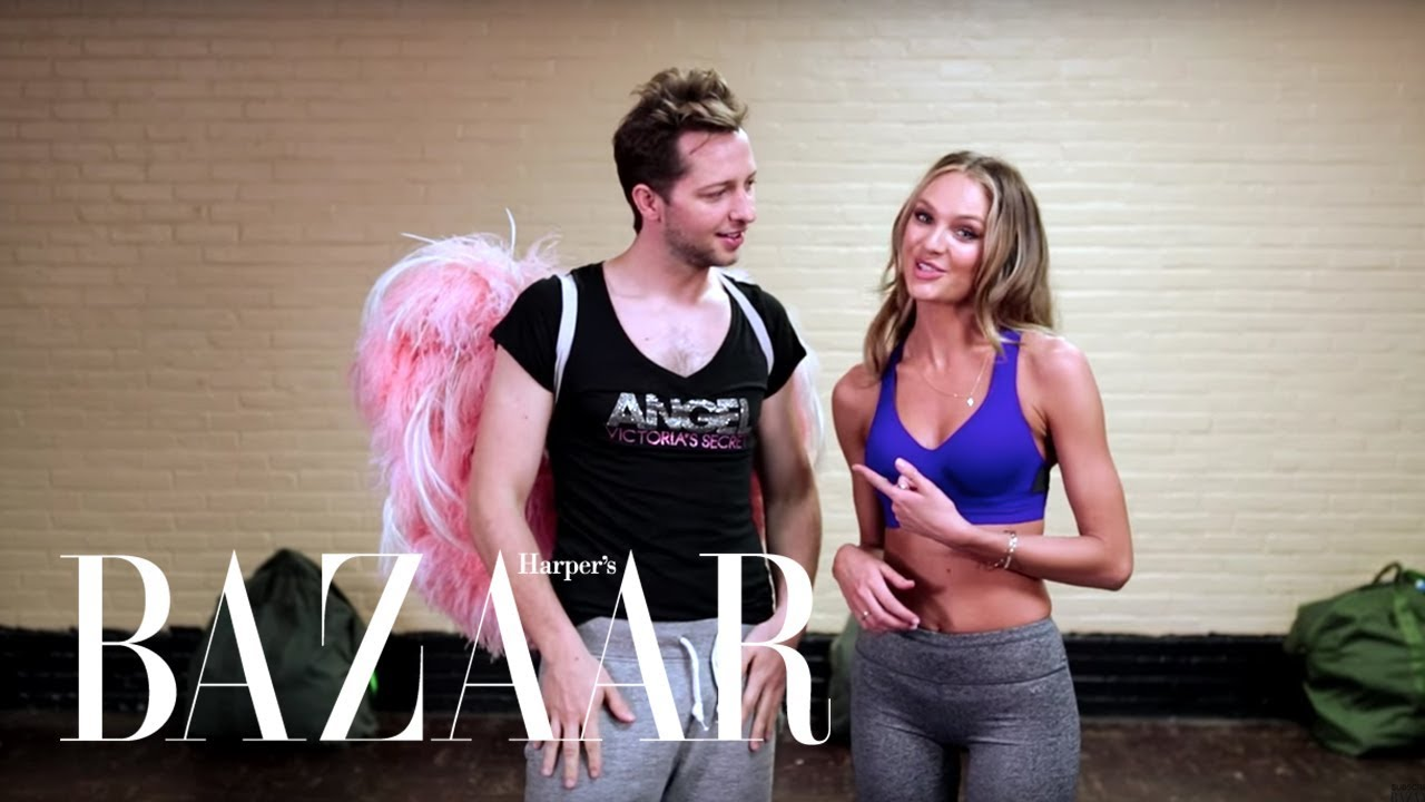 Wiggles Exercise Victorias Secret The Real Victoria's Se...