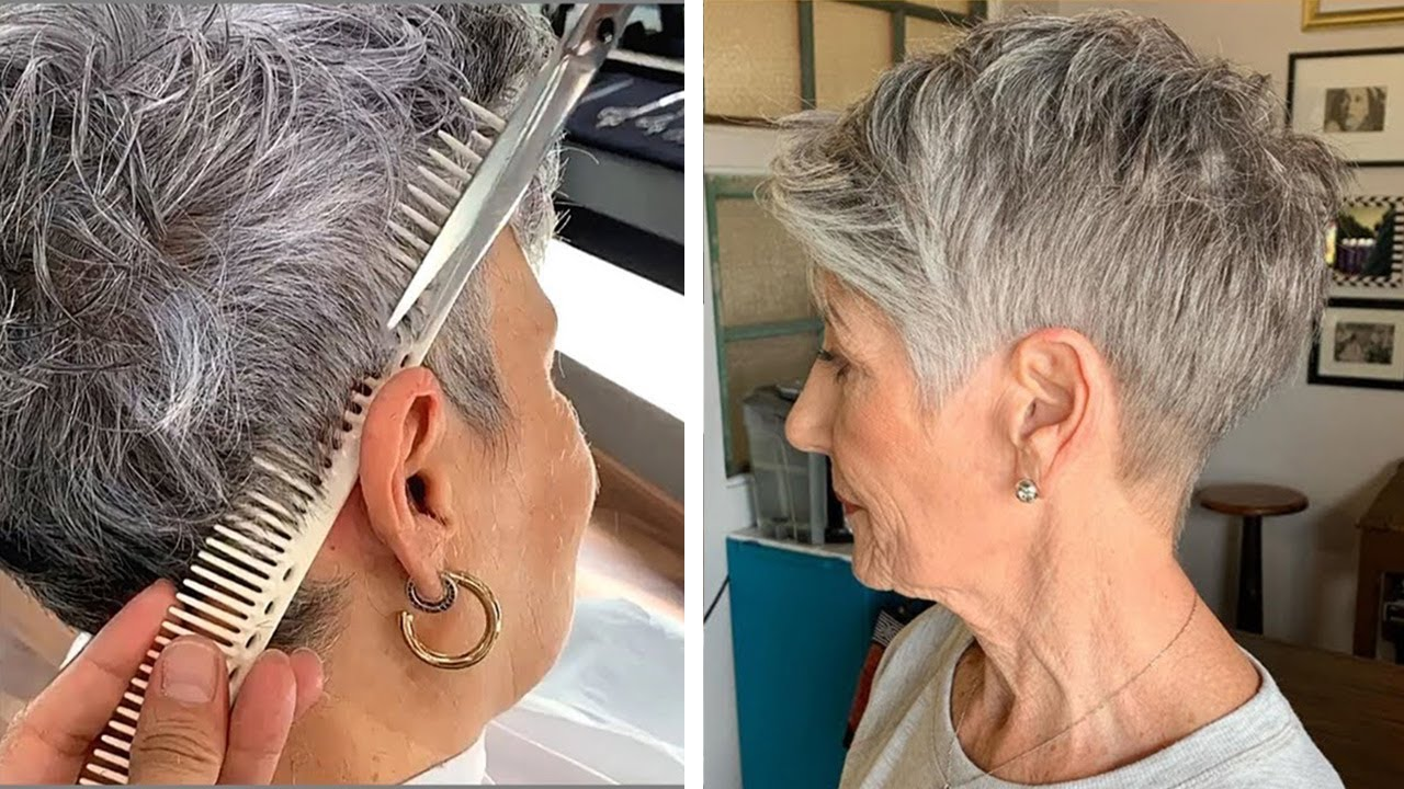 """BEFORE ➡️ AFRER   Short Haircut Transformation Will Make You Say """"WOW""""   Now Trending 2020"""
