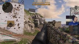 Call of Duty: WW II TDM gameplay March 12, 2018 pt9
