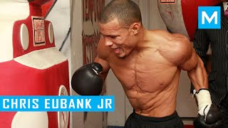 Repeat youtube video Chris Eubank Jr Boxing Training Highlights | Muscle Madness