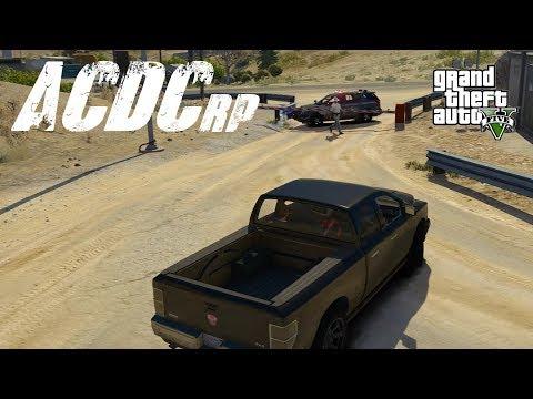 GTA V  ACDCrp - Episode 9 - When Cartels Collide.