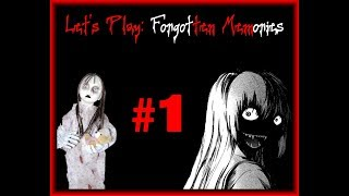 Lets Play: Forgotten Memories (PC) -- Episode 1