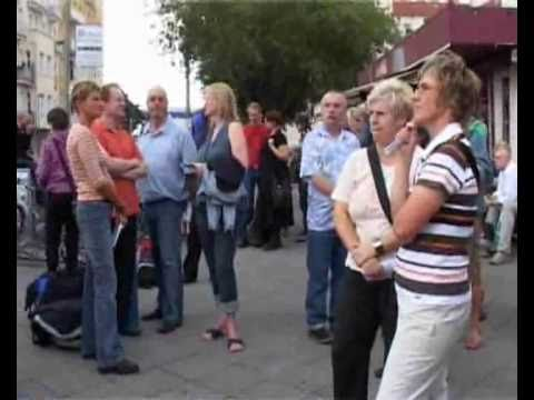 Ende der Vertretung - Streik im Einzelhandel