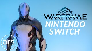 First Look: Warframe for Nintendo Switch | Ars Technica