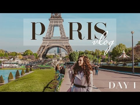 Paris - Spring, 2017: Conquering The Eiffel Tower, Day 1