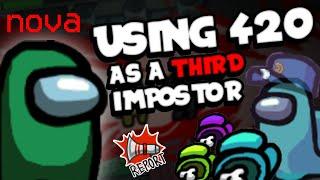 Nova and @sc0ut High IQ Impostors! ft. @Kronten Gaming @Toxic Mavi @Hastar BTC @iMazik