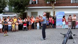 Payaso loco 5 bolas)