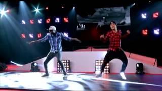 CROOK BOYZ (danse) - Prestation EM02